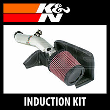 K&N Typhoon Performance Air Induction Kit - 69-8702TP - K and N High Flow Part