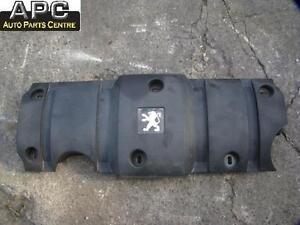 PEUGEOT 307 T5  PLASTIC COVER ON TOP OF ENGINE 1.6LTR 12/01-04/05