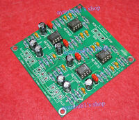 Balanced to Unbalanced XLR to RCA Stereo Preamp Board ultra low distortion