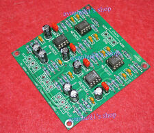 Balanced to Unbalanced XLR to RCA Stereo Preamplifier Board ultra low distortion