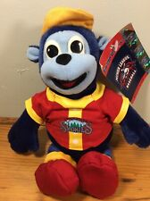 Tennessee Smokies Beanie Mascot Slugger Minor League Baseball Team Knoxville