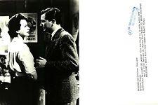 """FOTO ORIGINALE ARCHIVIO RAI TV@""""IL MOLTO ONOREVOLE MR.PULHAM, H.Lamarr e R.Young"""