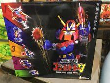 Kids Logic Mecha Nation DX MS013 Combattler V Action Figure