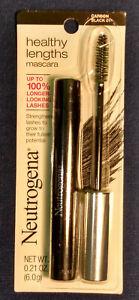 Neutrogena Healthy Lengths Mascara - #01 Carbon Black, 0.21 oz / 6 g