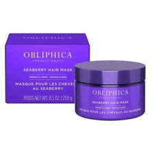 Obliphica Seaberry Hair Mask Medium to Coarse 8.5 oz