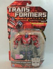 Transformers Generations CYBERTRONIAN OPTIMUS PRIME TF Action Figure