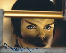 DINA MEYER STAR TREK NEMESIS AUTOGRAPHED PHOTO SIGNED 8X10 #1 COMMANDER DONATRA