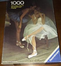 Ravensburger Puzzle 1000 Morceaux Pieces Otto Maier Verlag Ballerinas RARE
