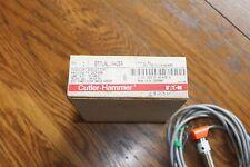 Proximity Sensor,Eaton/Cutler Hammer, E57LAL18A2ER,extended range 35-250VAC,NIB
