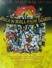 ROCK 'n' ROLL HIGH SCHOOL (1979) P.J. Soles The Ramones Paul Bartel Dick Miller