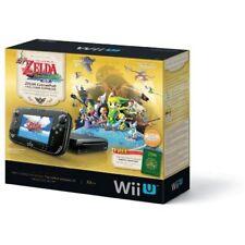 The Legend Of Zelda: The Wind Waker HD Deluxe Set 32GB For Nintendo Wii U 9E