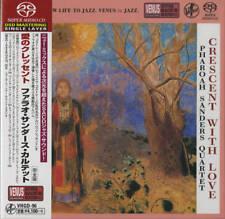 PHAROAH SANDERS QUARTET-CRESCENT WITH LOVE-JAPAN SACD J76