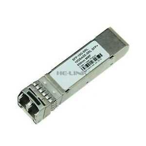 SFP-10G-SRL-A Arista Networks Compatible 10GBASE-SRL SFP+ 850nm 100m Transceiver