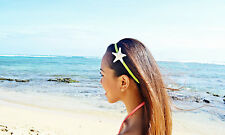 White Starfish Headband - Mermaid - Starfish - Hair Accessories - Ariel - Star