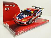Slot car Scalextric 6248 Ferrari 360 GTC 24h LE MANS 2005 #93