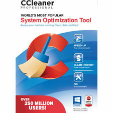 ‌CCleaner Professional 5.72 The best PC cleaning & optimization solution 32 & 64