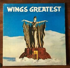 The Beatles Wings Greatest First Pressing & Demonstration Copy Very Rare