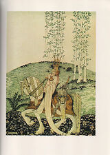 Kay Nielsen Vintage Print - East of The Sun West of the Moon