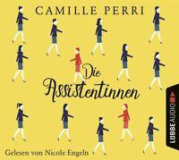 CAMILLE PERRI - DIE ASSISTENTIN  6 CD NEU