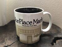 2010 Starbucks Mug Collectors Series Pike Place Market 16 Fl Oz