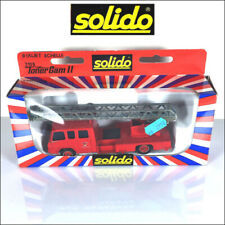Camions miniatures Solido