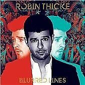 Robin Thicke - Blurred Lines (2013)  CD  NEW/SEALED  SPEEDYPOST