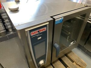 Rational scc 61 whiteefficienty Top Wie Neu Gastrohändler!!