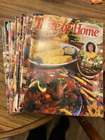 Lot 22 Taste Of Home Recipe Magazines 1995 1996 1997 1998 Country Christmas