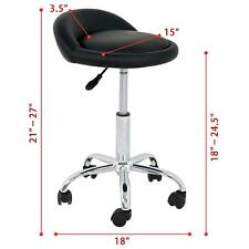 Hydraulic Swivel Stool Salon SpaTattoo Chair Facial Massage Equipment Adjustable