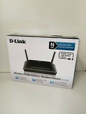 D-link rangebooster n dsl-2750b wireless dsl router