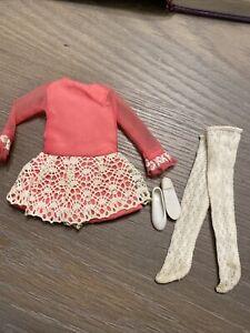 "Vintage Barbie Skipper Outfit  #1747 "" PINK PRINCESS  "" 1970"