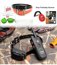 D3500 NCP  Super X Training Collar, with SPC training system 2 FREE straps, bowl