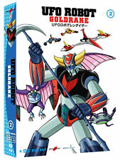 Ufo Robot Goldrake Vol. 2 (6 Dvd) YAMATO VIDEO