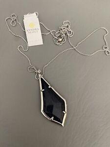 NWT Kendra Scott Olivia Long Pendant Necklace $80.00