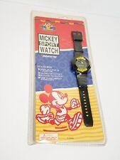 Vintage Mickey Mouse Watch Mickey Sport Disney Watch New