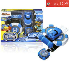 Power Battle Watch Car Bluewill Blue Will Coin-Battle Jino Watchcar Young Toys