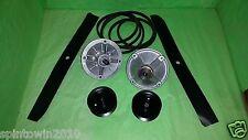 Deck Rebuild Kit BLADES PULLEYS SPINDLES BELT TimeCutter Z420