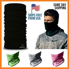 Face Neck Gaiter Biker Scarf Tube Bandana Beanie Cover Cap Head Wrap