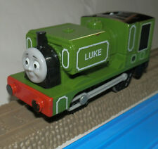 LUKE ENGINE LOCO - Tomy Tomica Trackmaster - Thomas the Tank Engine train