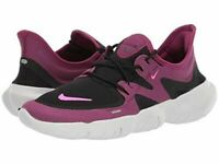 Nike Free RN 5.0 True Berry Running Shoes Womens Size 8.5  AQ1316-007 NEW