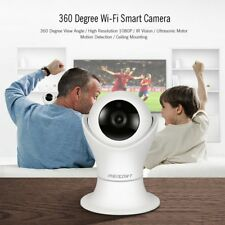 Meisort 1080P Wifi IP Camera World Cup 360 Degree Wireless Home Security Camera