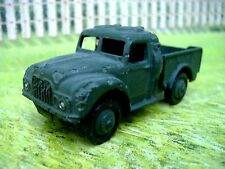 Dinky # 641 1 TON ARMY TRUCK W/ Driver