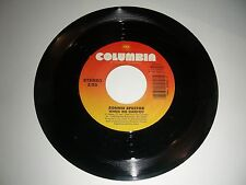 """Ronnie Spector - Who Can Sleep  7"""" Vinyl 45 rpm  Columbia Records NM 1987"""