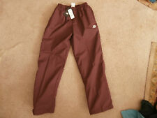 NEW - NEW BALANCE SWEAT PANTS RUNNING WARM UP WOMENS ATHLETIC WEAR