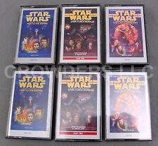 Star War Thrawn Trilogy Cassette Heir to Empire Dark Force Rising & Last Command