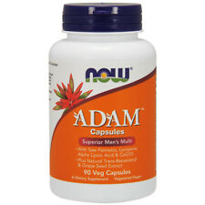 Vitamins Multi Adam Superior Mens Multi, 90 Veg Capsules - NOW Foods
