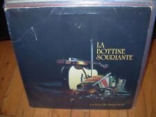 BOTTINE SOURIANTE y a ben du changement ( world music ) canada