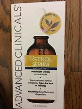 RETINOL SERUM ANTI-WRINKLE CONCENTRATE: DIMINISHES THE LOOK OF DEEP WRINKLES AND