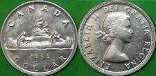 1954 Canada Silver Dollar Graded as Brilliant Uncirculated From Original Roll