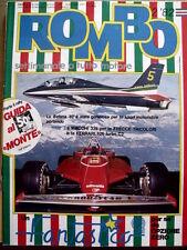 ROMBO n°2 1982 Rally di Montecarlo - Lamborghini Story speciale [P26]